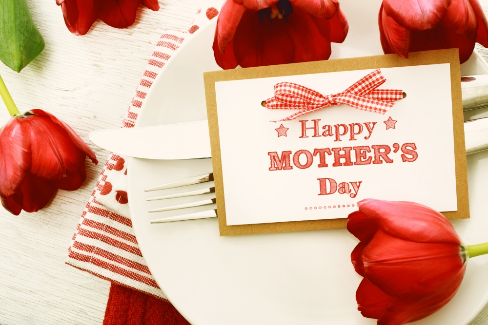 Mother's Day 2016 at The Golden Ox
