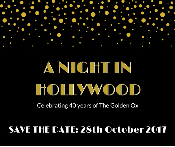 A Night In Hollywood – The Golden Ox Turns 40