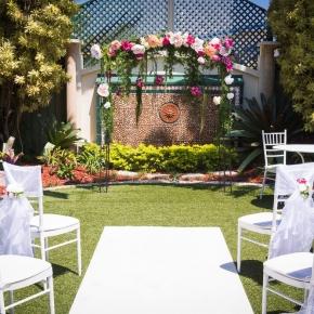 Garden wedding brisbane