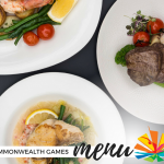 Commonwealth Games Menu