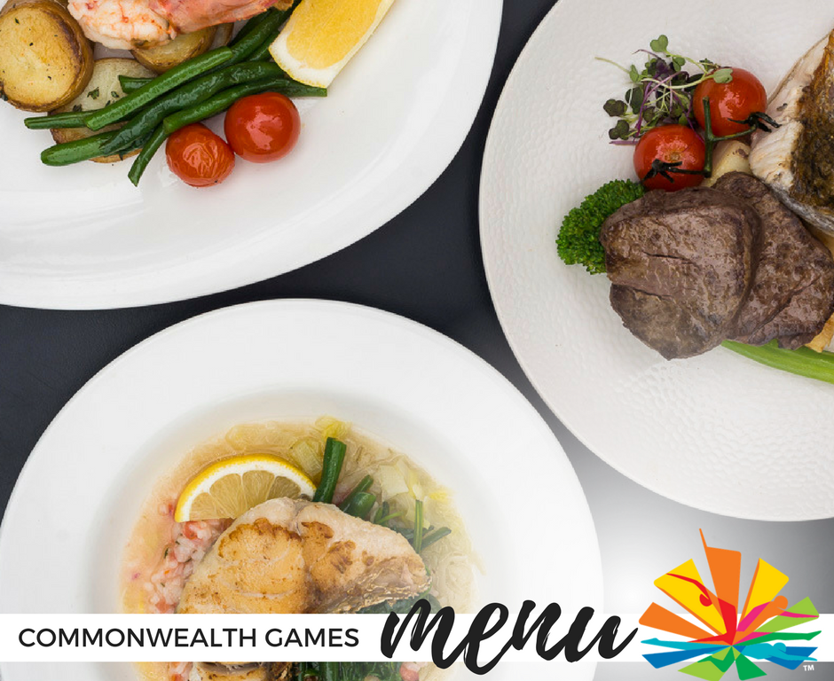 Special Menu: Celebrating the Commonwealth Games