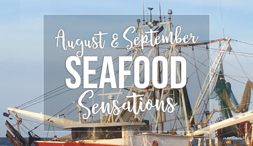 Seafood Sensations 2019