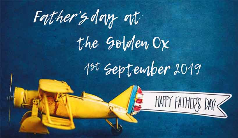 Father's Day @ The Golden Ox